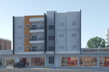 imagem Edifício Misto - Comercial e Residencial
